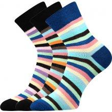 Boma ponožky IVANA Mix 42 3 páry