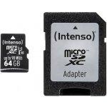 Intenso SDHC 64GB UHS-I 3433490