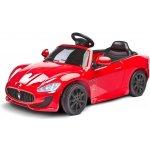TOYZ elektrické autíčko Maserati GT 24Ghz červené
