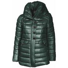 Heine BC dámská prošívaná bunda zelená