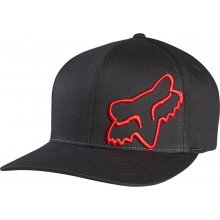 Fox Flex 45 flexfit hat black red 85f0bab023