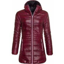 Erco dámský zimní kabát KAIRA DRD červená