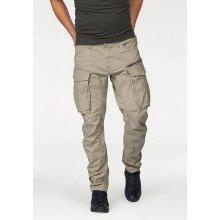 G-Star Cargo kalhoty Rovic Zip 3D tapered béžová