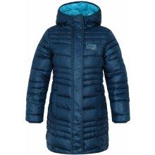 Urzika dětský zimní kabát modrá