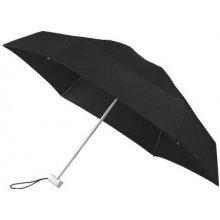 SAMSONITE Deštník Alu drop skládací mechanický super mini černý (F81-09005)