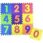 Cosing Pěnová podložka Puzzle Čísla 10 ks