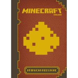 Kniha Minecraft - Příručka redstone