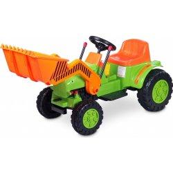 Toyz Elektrický bagr Bulldozer zelený