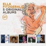 Fitzgerald Ella: 5 Original Albums -Ltd- CD