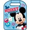 Kapsář do aua Eurasia Ochrana sedadla Mickey Mouse Klubík PVC 45x57 cm