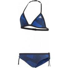 Dívčí plavky Adidas Performance YG BIK tmavě modrá černá 14c5d0ebc5