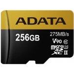 ADATA microSDXC 256GB UHS-II U3 AUSDX256GUII3CL