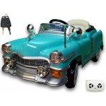Daimex elektrické auto pro děti Kuba Classic s DO 12V tyrkysové
