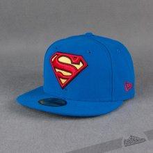 New Era Character Basic Superman modrá / žlutá / červená