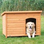 Trixie Bouda dřevěná, rovná střecha