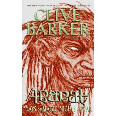 Abarat - C. Barker Days of Magic, Nights of War