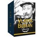 Kompletní filmografie Vlasty Buriana, 28 digipack DVD