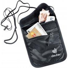 Deuter Security wallet II black peněženka