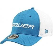 Bauer New Era 39Thirty Mesh Back cap Blue kšiltovka