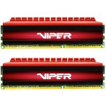 Patriot Viper 4 DDR4 16GB (2x8GB) 3200MHz CL16 PV416G320C6K