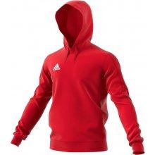 Adidas Tiro 17 Hoodie Červená-Bílá