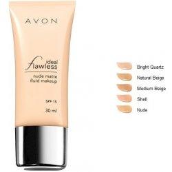Avon tekutý make-up Flawless SPF15 Light Nude 30 ml od 192 Kč - Heureka.cz 09352bea73d