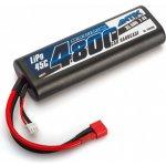 ANTIX by LRP 4800 - 7.4V - 45C LiPo Car Stickpack Hardcase