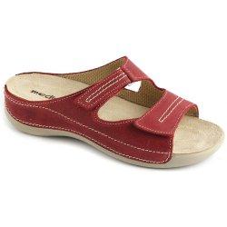 Medistyle Pantofle ŠÁRKA zdravotní obuv červená LŠ-V15 od 797 Kč ... 392f4446fb