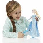 Hasbro Ledové království Panenka s vybarovací sukní Elsa