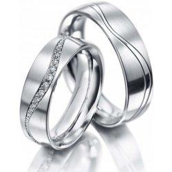 Snubni Prsteny Z Chirurgicke Oceli Oc1107 Od 2 900 Kc Heureka Cz