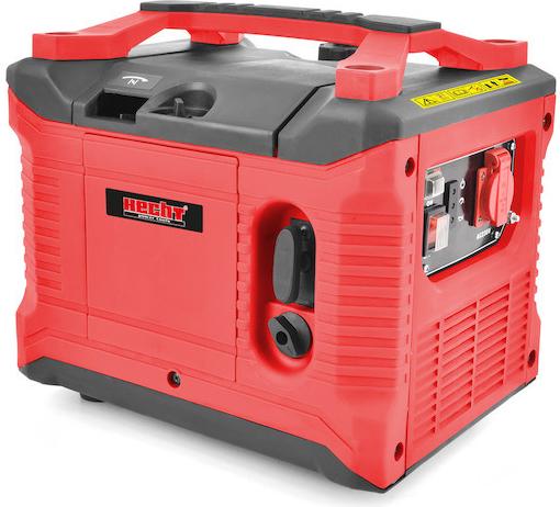 Recenze HECHT IG 1100 - invertorový jednofázový generátor