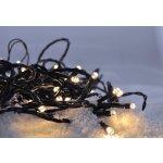 LED vánoční řetěz 500 LED, 50m, přívod 5m, IP44, teplá bílá - . (1V05WW)