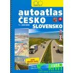 Autoatlas Česko Slovensko