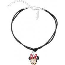 Náramek stříbrný dětský Minnie Mouse Disney AP124-1579