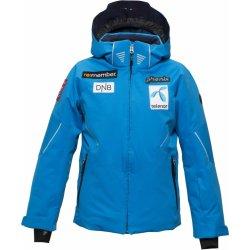 Dětská bunda a kabát Phenix Norway Alpine Team Kids jacket modrá Světlá  2018-2019 9785b44318