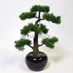 Umělá bonsaj Cedar 47cm