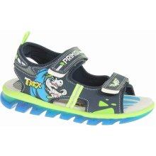 312f13157529 Primigi chlapecké sandály 1458611 navy-grigio