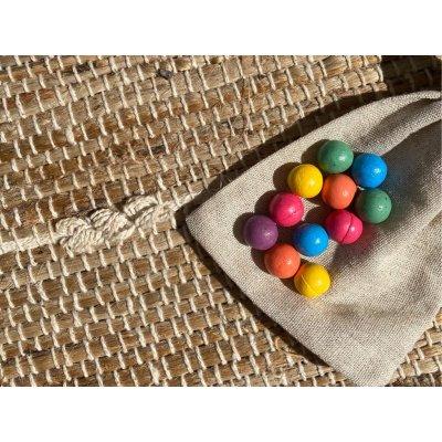 EBUU cvrnkací hliněné kuličky pořizuji: půjčuji na 5 týdnů