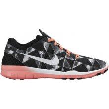 Nike FREE 5.0 TR FIT 5 PRINT 704695-006 černá 5424cf36b7