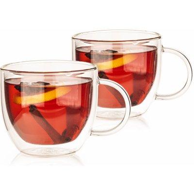 4home Termo sklenice Tea Hot&Cool 0,35l 2 ks