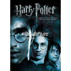 Harry Potter: roky 1-7 DVD