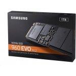 Samsung 960 Evo M.2 1TB, MZ-V6E1T0BW