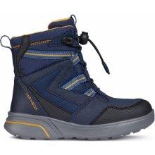 Geox Chlapecké zimní boty Sveggen - modré 1d91ae1c73