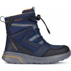 8e72fa07e5a Dětská bota Geox Chlapecké zimní boty Sveggen - modré