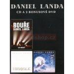 Daniel Landa Tajemství/Bouře/Neofolk/2DVD+CD