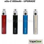 VapeGear eGo-C 650mAh UPGRADE