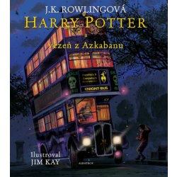 Harry Potter a vězeň z Azkabanu - ilustrované vydání - Joanne Kathleen Rowling