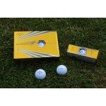 Callaway Warbird 2017 golfové míčky, bílé Balení: 12ks
