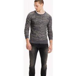 c71a68f2052 Tommy Hilfiger pánský svetr se vzorem šedý od 1 516 Kč - Heureka.cz
