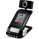 "Prime Wiki Webcam and 1.8"" Digital Photo Frame"